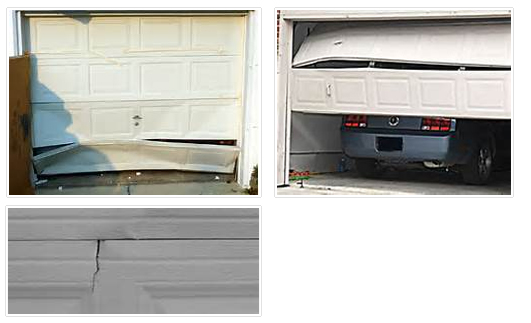 Expert Repair And Installation Of Damaged Garage Door Panels In Fort Worth