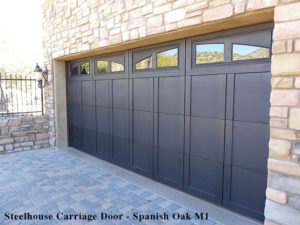 WoodTones steelhouse door 1studt & 1 Garage Door Repair - 1st United Door Technologies Fort Worth TX